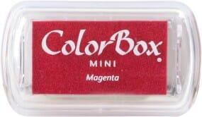 Clearsnap - Colorbox Mini Inkpad Magenta