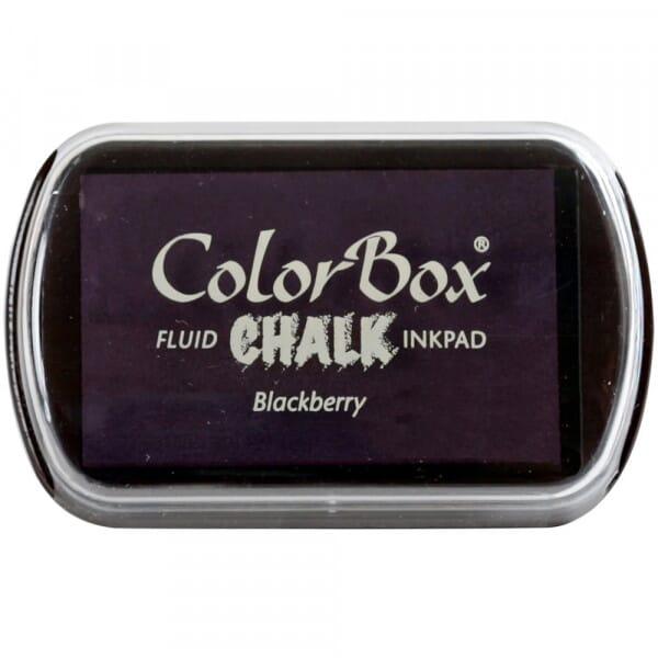 Clearsnap Colorbox - Chalk Blackberry Stempelkissen