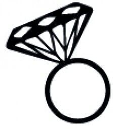 Stemplino Ministempel Diamantring