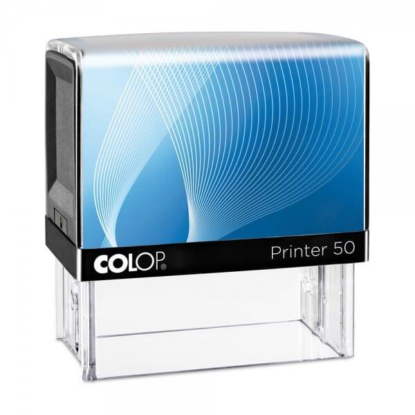 Colop Printer 50 (69x30 mm 7 Zeilen)