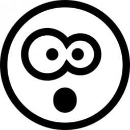 Perma Stempel Holzstempel - Smile 3004