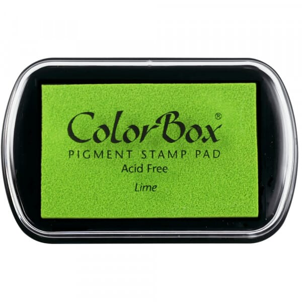 Clearsnap Colorbox - Lime Stempelkissen