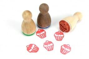 Stemplino Ministempel Cupcake