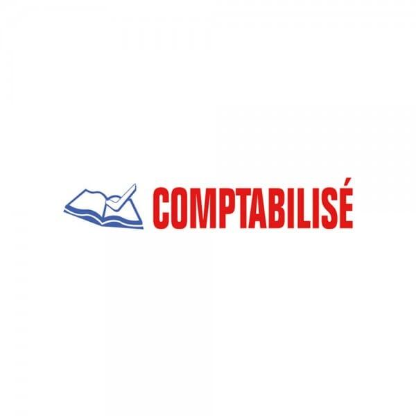 """Trodat Office Printy Textstempel """"Comptabilisé"""""""