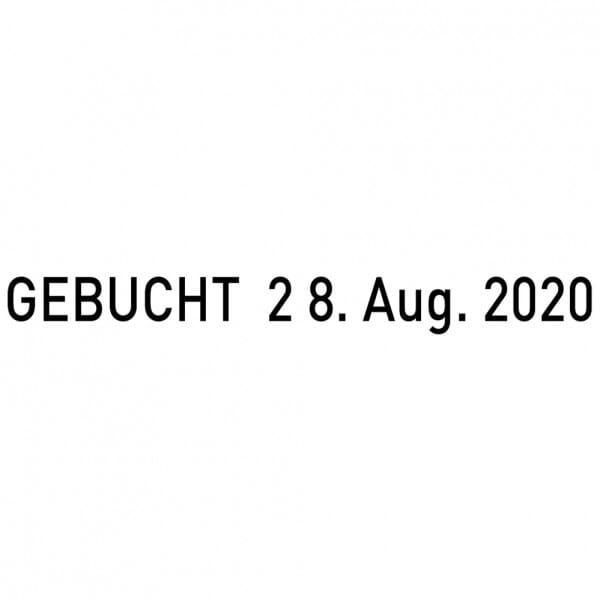 Trodat Classic 1117 Deutsch