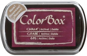 Clearsnap - Colorbox Chalk Ink Full Size Dahlia