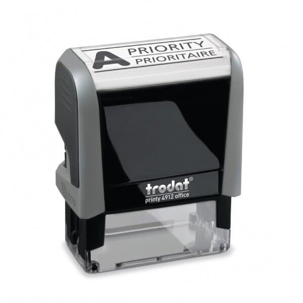 "Trodat Office Printy Textstempel ""A-Priority"""