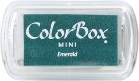 Clearsnap - Colorbox Mini Inkpad Emerland