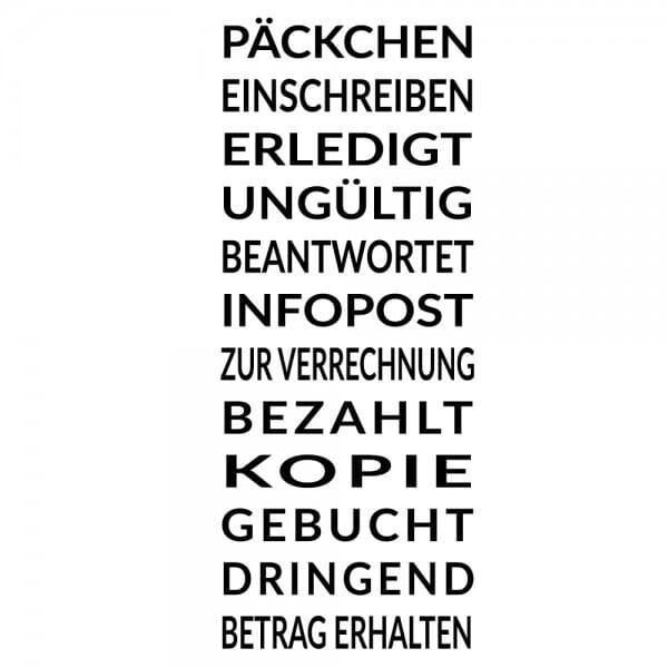 Trodat Printy 4822 Deutsch
