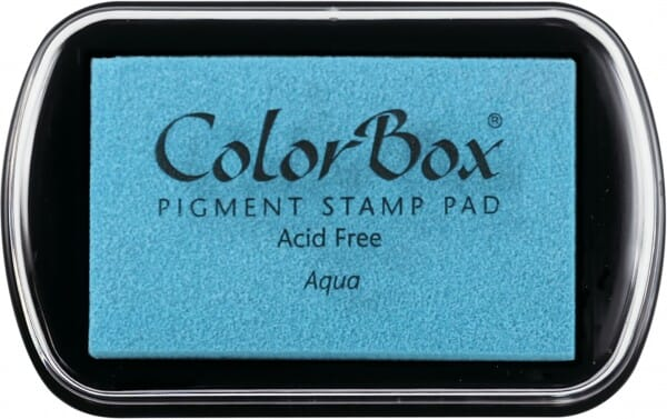 Clearsnap Colorbox - Aqua Stempelkissen