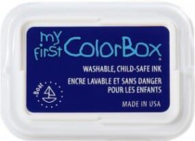 Clearsnap - MyFirst Colorbox Boat